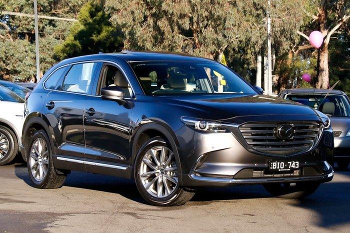 2019 Mazda CX-9 Azami TC 4X4 On Demand Grey