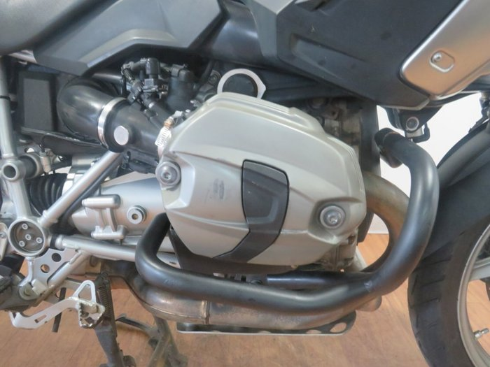 2011 BMW R1200 GS GREY