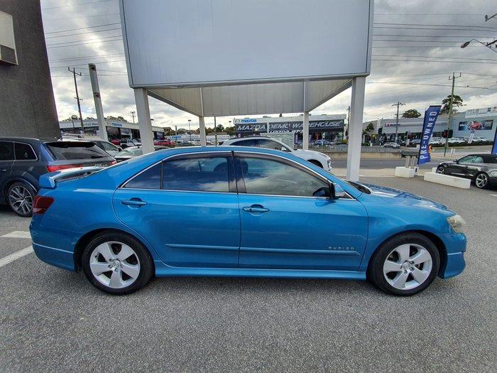 2008 Toyota Aurion Sportivo ZR6 GSV40R Blue