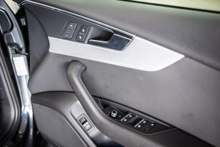 2019 Audi A4 45 TFSI B9 MY19 Four Wheel Drive Grey