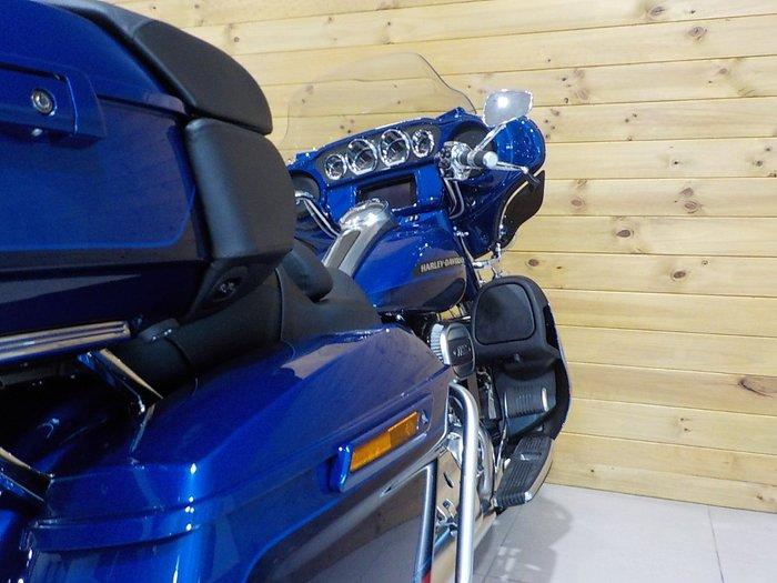 2020 Harley-davidson FLHTKSE CVO LIMITED Moonlight Blue / Deep Sea Blue