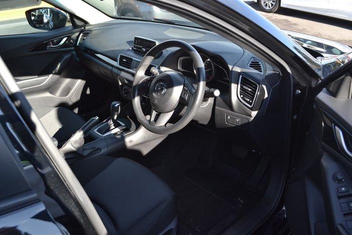 2015 Mazda 3 Neo BM Series Black