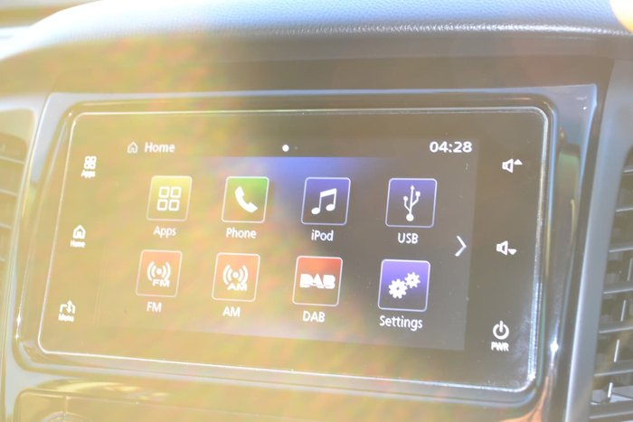 2015 Mitsubishi Pajero Sport GLX QE MY16 4X4 Dual Range Grey