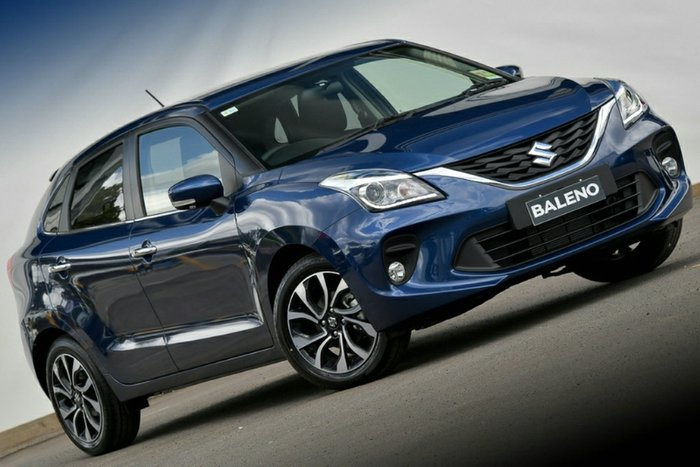 2020 Suzuki Baleno GLX EW Series II STAR BLUE