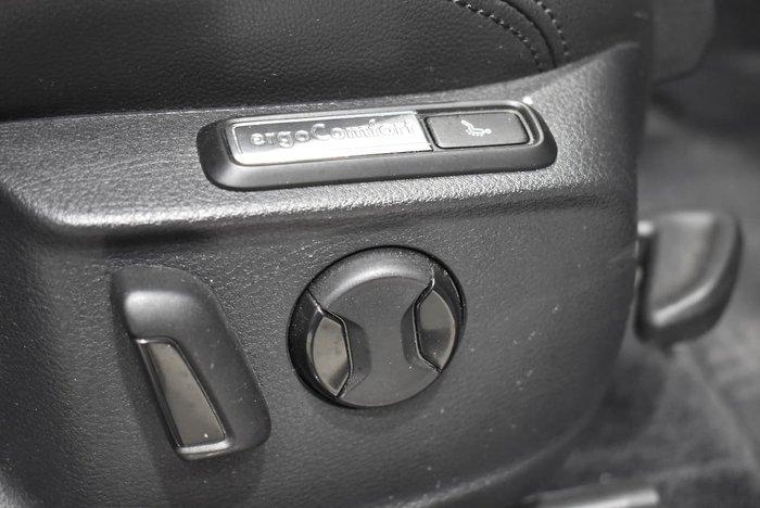 2018 Volkswagen Passat 206TSI R-Line B8 MY18 Four Wheel Drive White