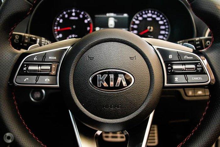 2019 Kia Cerato GT BD MY19 Silver