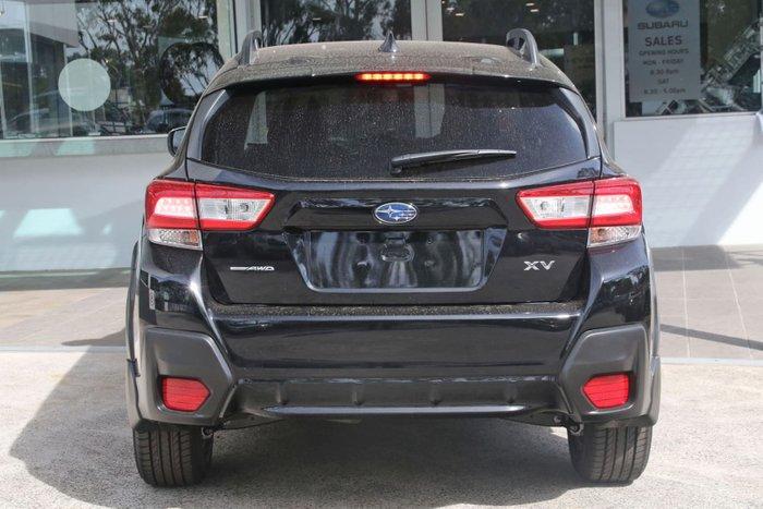 2019 Subaru XV 2.0i-L G5X MY19 Four Wheel Drive Black