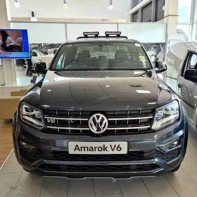 2020 Volkswagen Amarok TDI580S 2H MY20 4X4 Constant CARBON STEEL