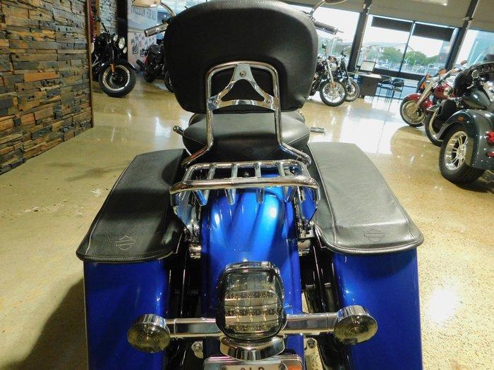 2010 Harley-Davidson FLHR ROAD KING BLUE