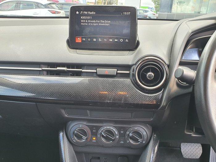 2018 Mazda 2 Maxx DL Series Silver