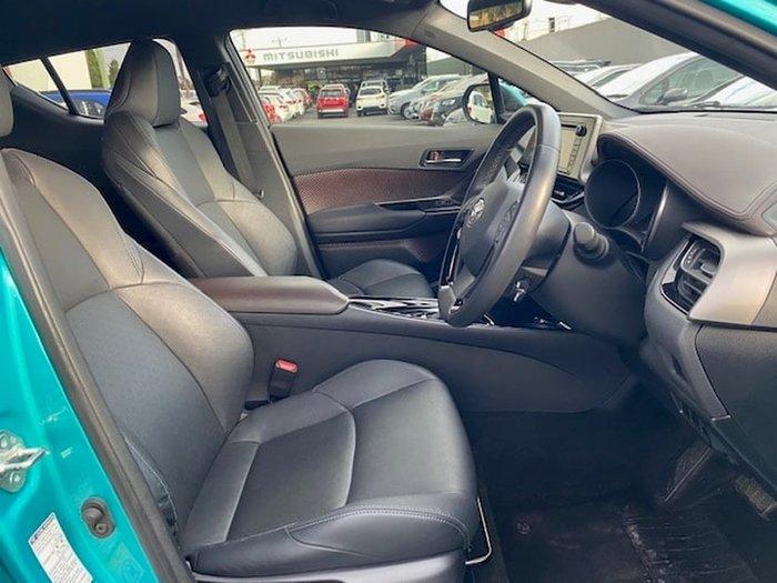 2018 Toyota C-HR Koba NGX10R Blue