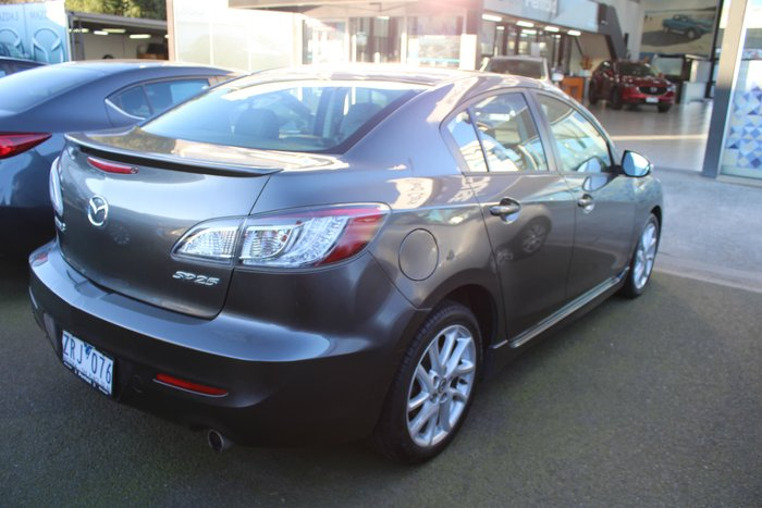 2013 Mazda 3 SP25 BL Series 2 MY13 Grey