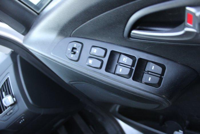 2011 Hyundai ix35 Active LM MY12 Silver