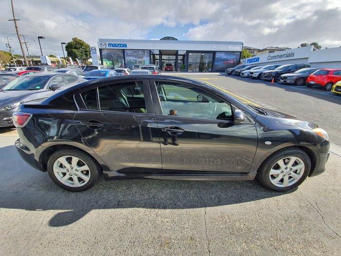 2010 Mazda 3 Maxx Sport BL Series 1 MY10 Black