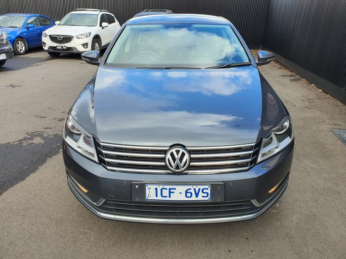 2014 Volkswagen Passat 118TSI Type 3C MY15 Grey