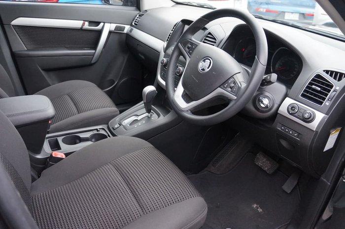 2017 Holden Captiva LS CG MY17 Grey