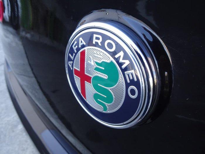 2016 Alfa Romeo Giulietta Super Series 2 Black