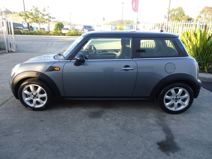 2009 MINI Hatch Cooper R56 Grey