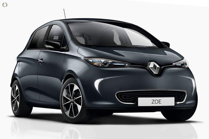 2017 Renault Zoe Intens B10 Grey