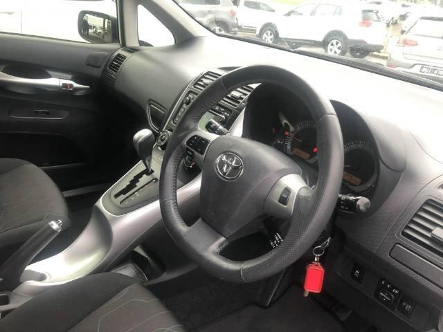 2009 Toyota Corolla Conquest ZRE152R MY10 WHITE