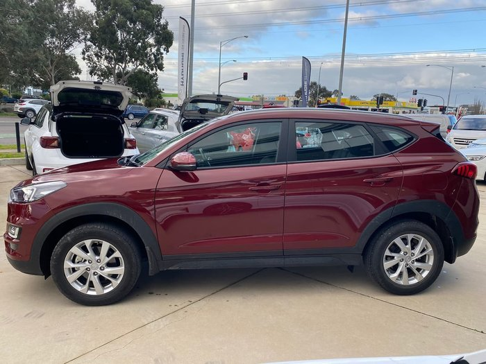 2019 Hyundai Tucson Active X TL3 MY19 Red