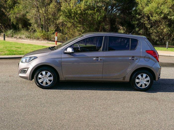 2013 Hyundai i20 Active PB MY13 Grey