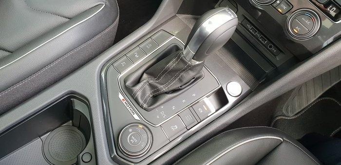 2020 Volkswagen Tiguan 162TSI Highline Allspace 5N MY20 Four Wheel Drive Grey