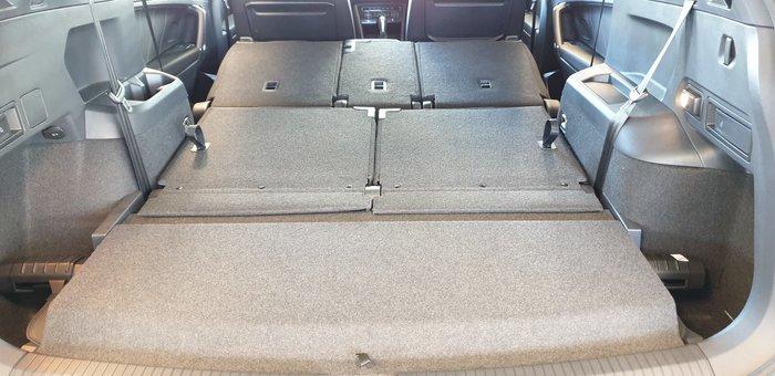 2020 Volkswagen Tiguan 162TSI Highline Allspace 5N MY20 Four Wheel Drive Black