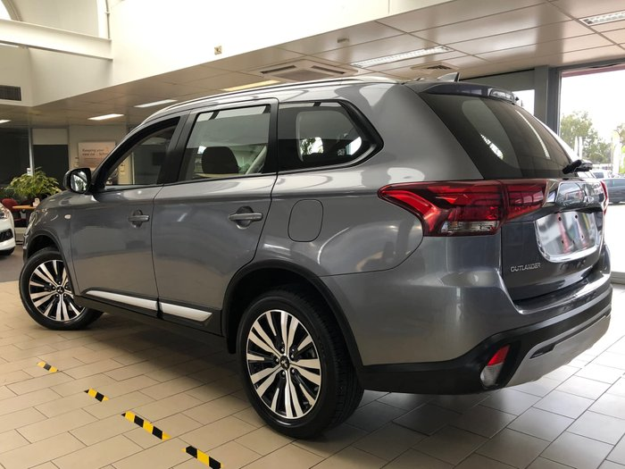 2019 Mitsubishi Outlander ES ZL MY19 4X4 On Demand Bronze