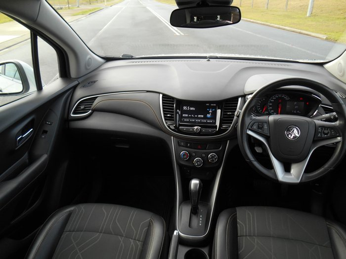 2018 Holden Trax LT TJ MY18 Silver