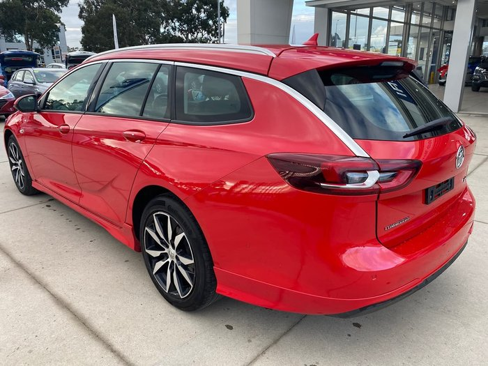 2019 Holden Commodore RS ZB MY19.5 Red