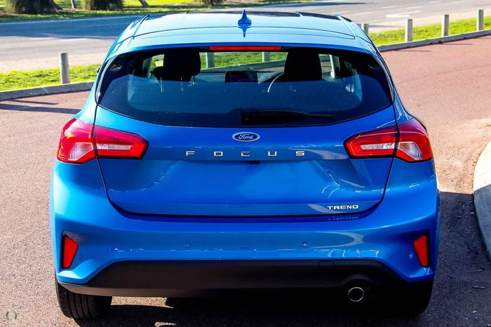 2019 Ford Focus Trend SA MY19.75 Blue