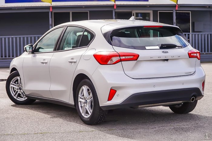 2019 Ford Focus Trend SA MY19.75 Silver