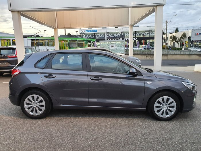 2018 Hyundai i30 Go PD MY18 Grey