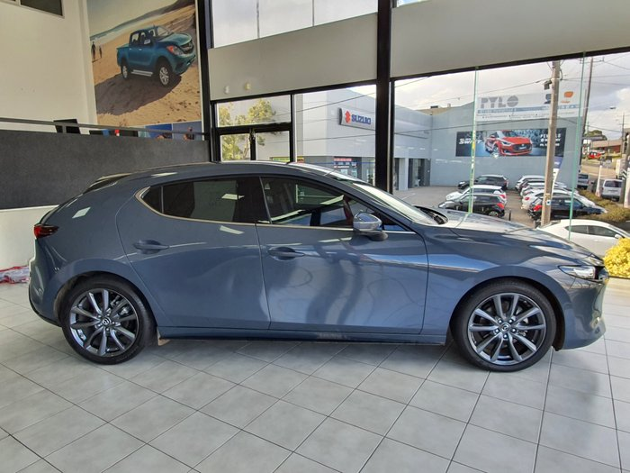 2019 Mazda 3 G25 GT BP Series Grey