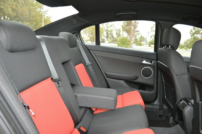 2008 Holden Commodore SS VE MY09 BLACK