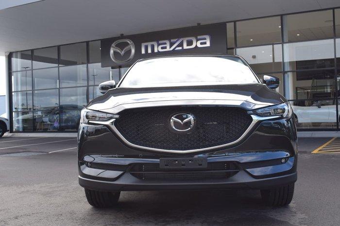 2020 Mazda CX-5 GT KF Series 4X4 On Demand Black