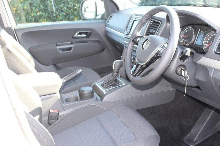2020 Volkswagen Amarok TDI550 Sportline 2H MY20 4X4 Constant White