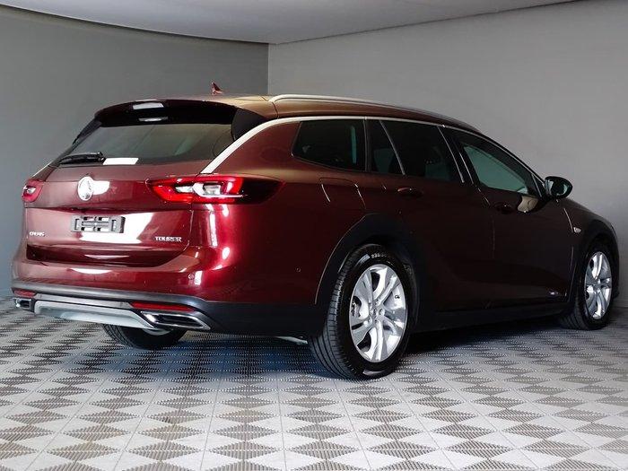 2018 Holden Calais ZB MY18 4X4 On Demand Red