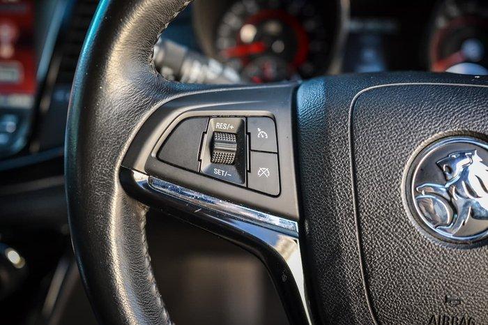 2015 Holden Commodore SV6 Storm VF MY15 Black