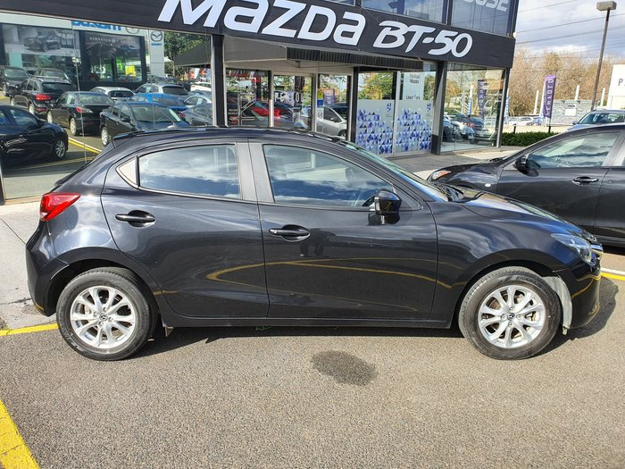 2014 Mazda 2 Maxx DJ Series Black