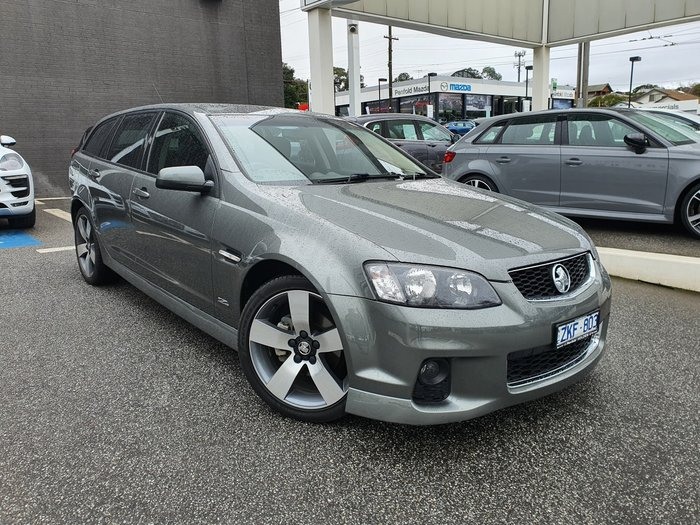 2013 Holden Commodore SV6 Z Series VE Series II MY12.5 Grey