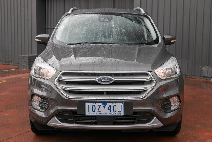2017 Ford Escape Trend ZG 4X4 On Demand Grey