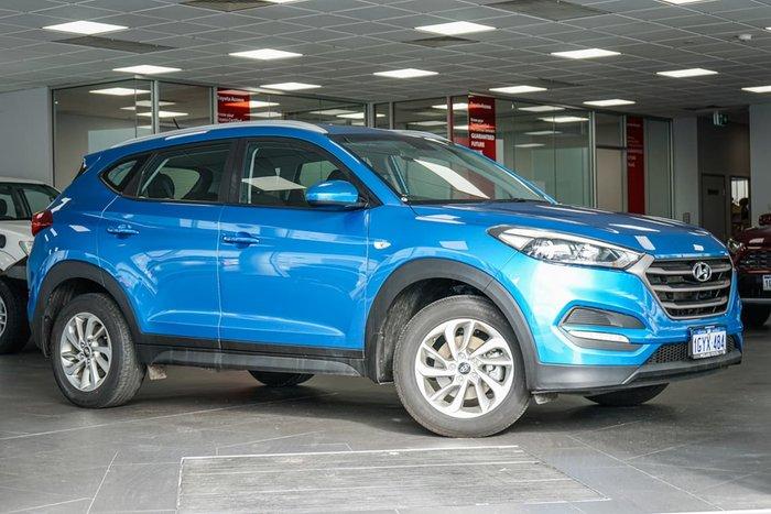 2016 Hyundai Tucson Active TLe MY17 Blue