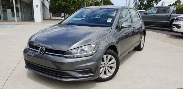 2020 Volkswagen Golf 110TSI Trendline 7.5 MY20 Grey