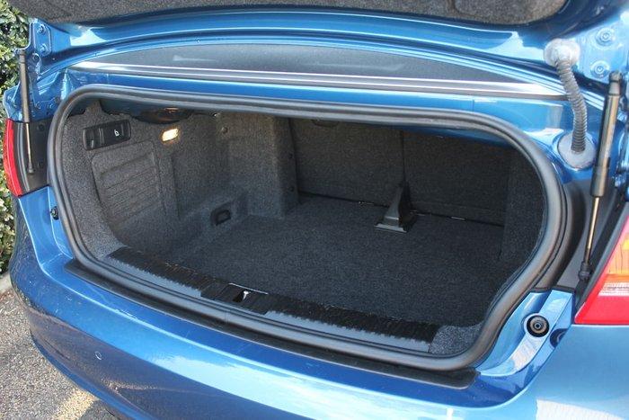 2008 Audi A3 Attraction 8P Blue