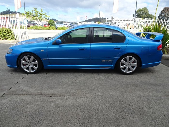 2003 Ford Performance Vehicles GT-P BA Blue