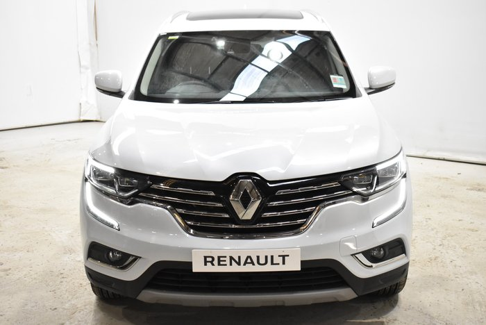 2019 Renault Koleos Intens HZG Four Wheel Drive White