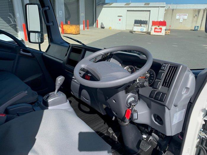 2021 ISUZU NNR 45-150 AMT VANPACK WHITE