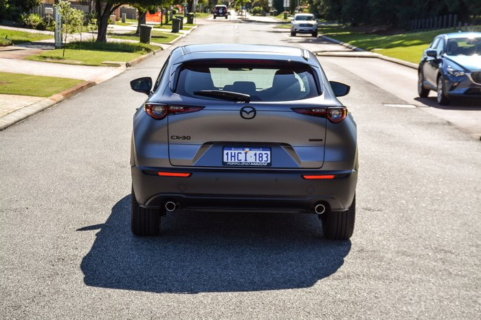 2020 Mazda CX-30 G20 Astina DM Series Grey